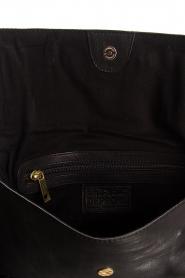 Depeche | Leren schoudertas Ivy | zwart  | Afbeelding 7