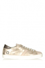 D.A.T.E |  Metallic sneakers Stardust | goud  | Picture 1