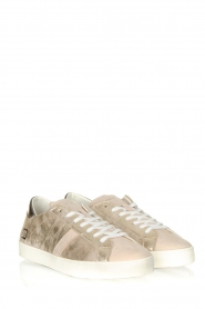 D.A.T.E |  Metallic sneakers Stardust | goud  | Picture 3