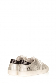D.A.T.E |  Metallic sneakers Stardust | silver  | Picture 4