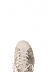 D.A.T.E |  Metallic sneakers Stardust | silver  | Picture 5