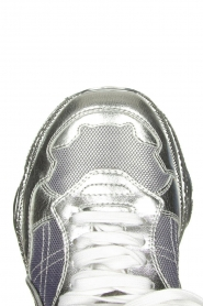 IRO : Metallic snakers Runner | silver - img6