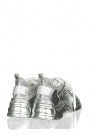 IRO : Metallic snakers Runner | silver - img5
