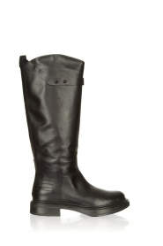 Janet & Janet |  Leather boots Nelly | black  | Picture 1
