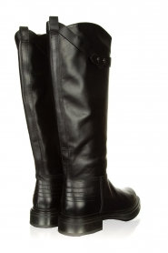 Janet & Janet |  Leather boots Nelly | black  | Picture 4