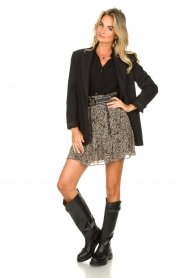 Janet & Janet    Leather boots Nelly   black    Picture 2
