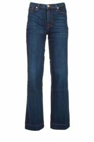 7 For All Mankind |  L34 Flared jeans Dojo | blue  | Picture 1