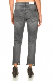 7 For All Mankind |  Destroyed boyfriend jeans Asher | grey  | Picture 6