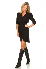 Toral |  High leather boots Christy | black  | Picture 3
