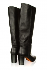 Toral :  High leather boots Christy | black - img5