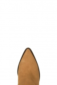 Toral :  Suede ankle boots Elisio | brown - img7