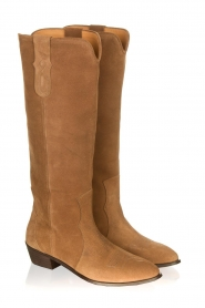 Toral |  Suede boots Finn | brown  | Picture 3