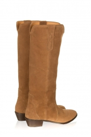 Toral |  Suede boots Finn | brown  | Picture 4
