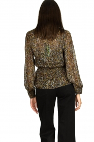 Dante 6 |  Lurex blouse Rebecca | multi  | Picture 5