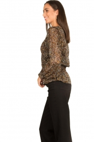 Dante 6 |  Lurex blouse Rebecca | multi  | Picture 4