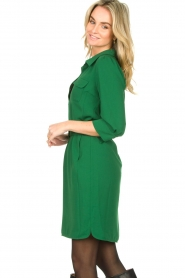 Dante 6 |  Belted dress Dresia | green  | Picture 5