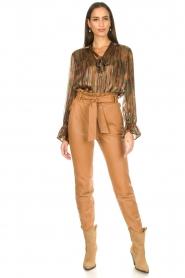 Dante 6 |  Luxurious print blouse Maiden | multi  | Picture 3