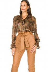 Dante 6 |  Luxurious print blouse Maiden | multi  | Picture 2