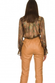 Dante 6 |  Luxurious print blouse Maiden | multi  | Picture 7
