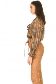 Dante 6 |  Luxurious print blouse Maiden | multi  | Picture 6