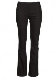 Dante 6 |  Straight trousers Azumi | black  | Picture 1
