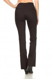 Dante 6 |  Straight trousers Azumi | black  | Picture 7