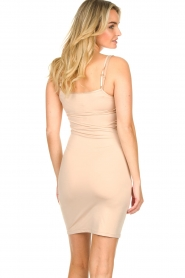 Dante 6 |  Slip dress Blain | nude  | Picture 6