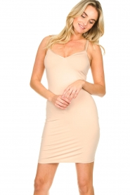 Dante 6 |  Slip dress Blain | nude  | Picture 3