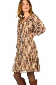 Dante 6 | Printed dress Arlette | multi  | Picture 5