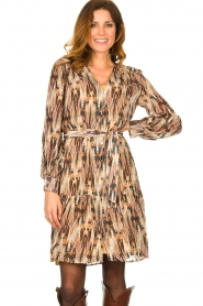Dante 6 | Printed dress Arlette | multi  | Picture 4