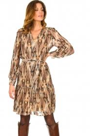 Dante 6 | Printed dress Arlette | multi  | Picture 2