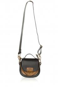 Dante 6 |  Leather shoulder bag Noussa | black  | Picture 1