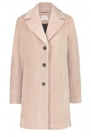Aaiko    Faux fur coat Isko   pink    Picture 1