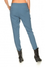 Aaiko |  Trousers Sollo | blue  | Picture 6
