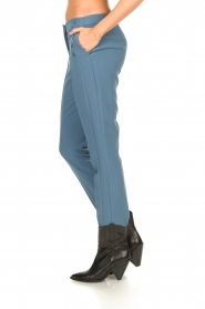 Aaiko |  Trousers Sollo | blue  | Picture 5