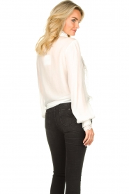 Fracomina    Blouse with laced details Venice   white    Picture 8