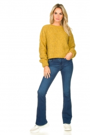 American Vintage   Knitted sweater Tudbury   yellow    Picture 3