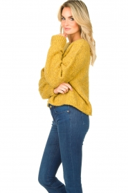 American Vintage   Knitted sweater Tudbury   yellow    Picture 5