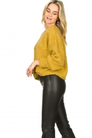 American Vintage | Knitted sweater Tudbury | yellow  | Picture 5