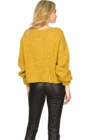American Vintage | Knitted sweater Tudbury | yellow  | Picture 6