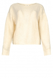 American Vintage | Knitted sweater Tudbury | natural  | Picture 1
