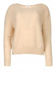 American Vintage |  Delicate sweater Zabido | natural  | Picture 1