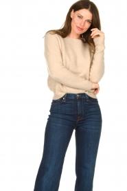 American Vintage |  Delicate sweater Zabido | natural  | Picture 5