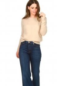 American Vintage |  Delicate sweater Zabido | natural  | Picture 2