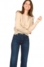 American Vintage |  Delicate sweater Zabido | natural  | Picture 4