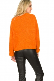 American Vintage |  Soft sweater East | orange  | Picture 6