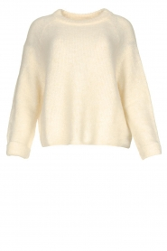American Vintage |  Soft sweater East | natural