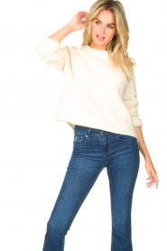 American Vintage |  Soft sweater East | natural  | Picture 2