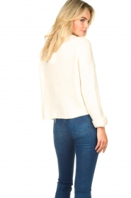 American Vintage |  Soft sweater East | natural  | Picture 6