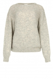 American Vintage | Oversized sweater East | grey  | Picture 1
